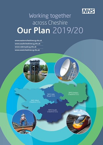 NHS Our Plan Front Cover Full